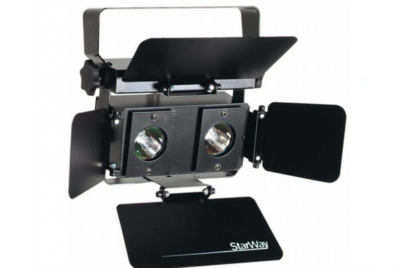 PROJECTEUR CLAP 500 STAR WAY