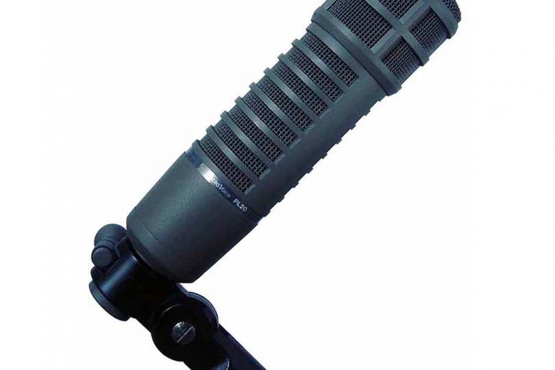 MICRO ELECTRO VOICE PL20 (filaire)