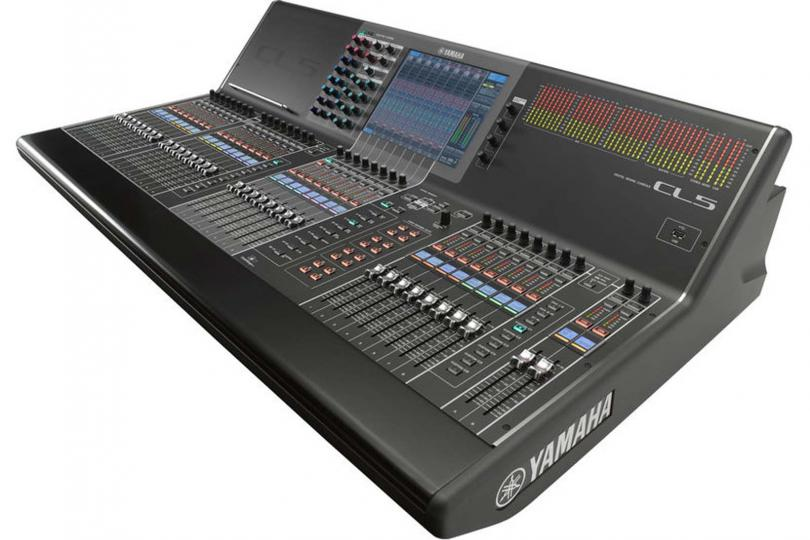 CONSOLE CL5 YAMAHA en flight