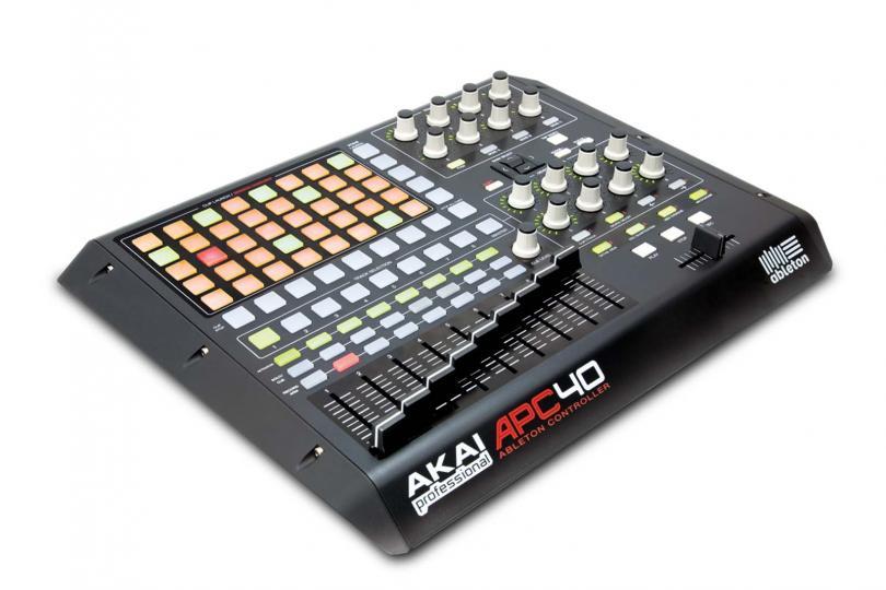 CONTROLEUR MIDI APC40 AKAI