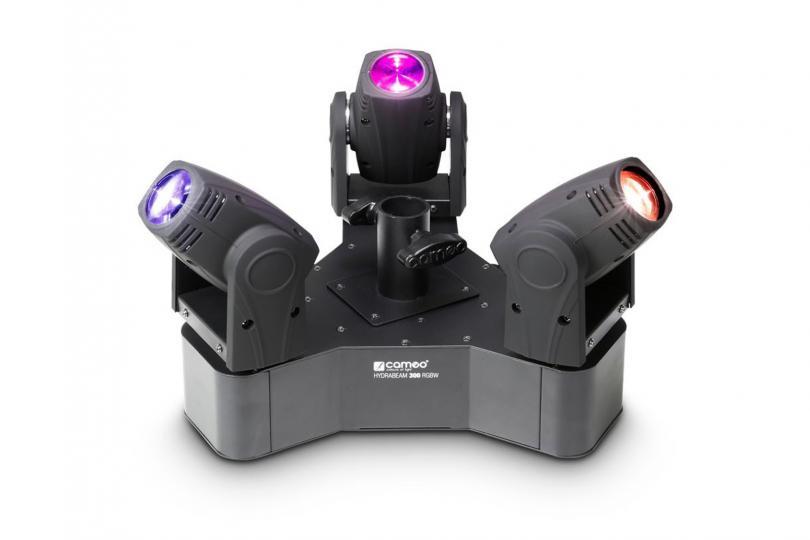 EFFET LIGHT HYDRABEAM 300 RGBW CAMEO