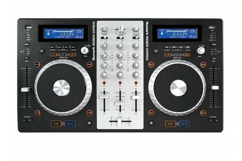 STATION DJ CD/USB MIXDECK EXPRESS NUMARK