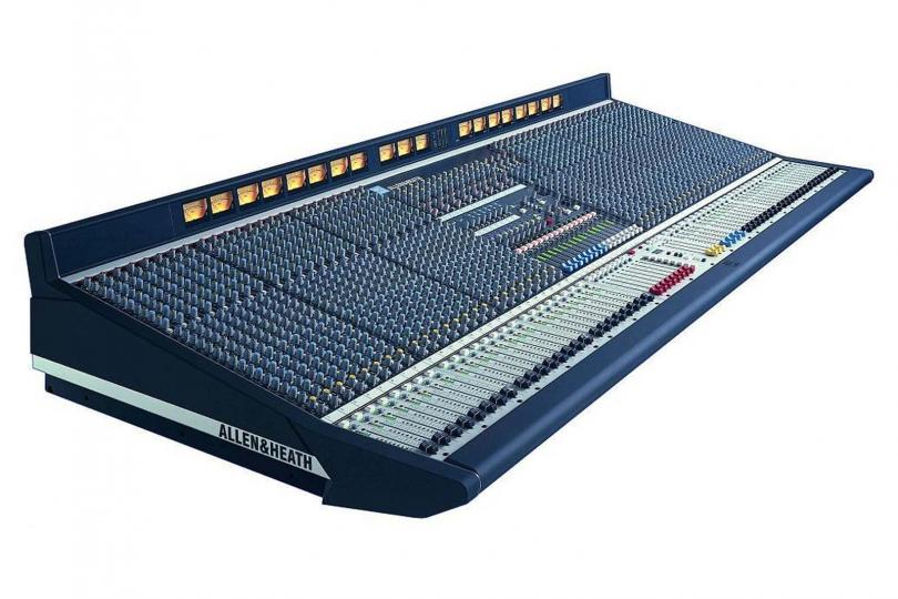 CONSOLE ML5000 ALLEN & HEATH en flight + choco