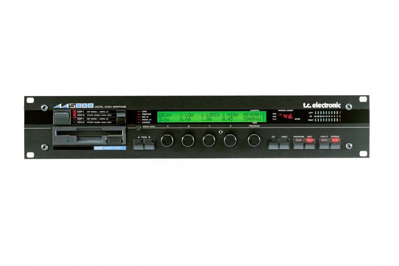MULTI EFFETS M5000 TC ELECTRONIC