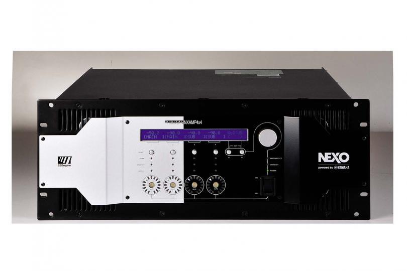AMPLI NXAMP4X4C 4x4000W NEXO