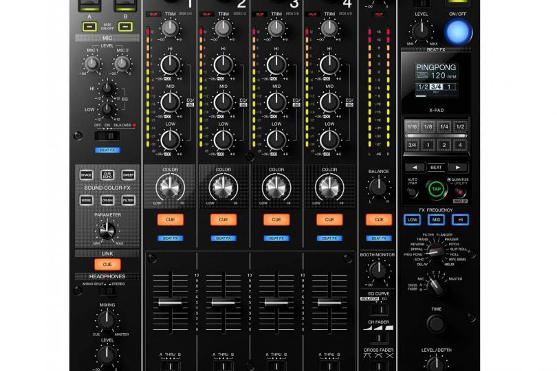 MIXETTE DJM-900 NEXUS2 PIONEER