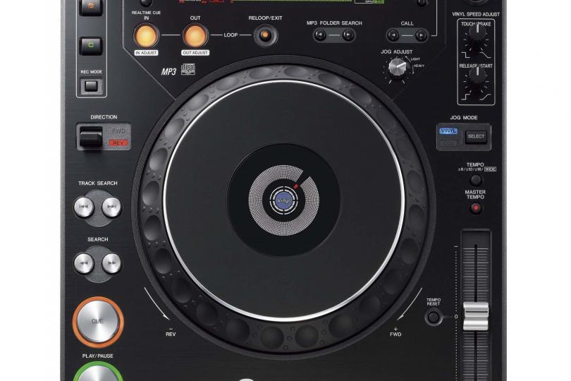 PLATINE CD SIMPLE CDJ1000 MK3 PIONEER