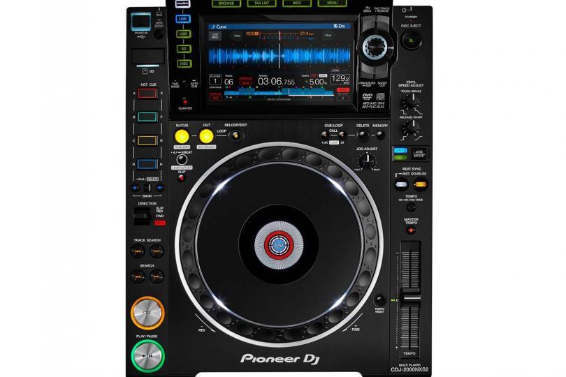 PLATINE CD SIMPLE CDJ2000 NEXUS2 PIONEER