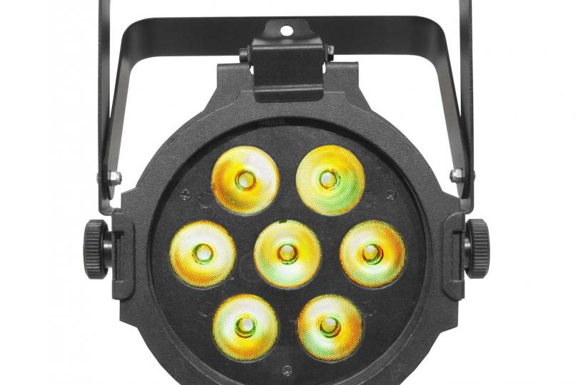 PROJECTEUR LED SLIM PAR7 CHAUVET