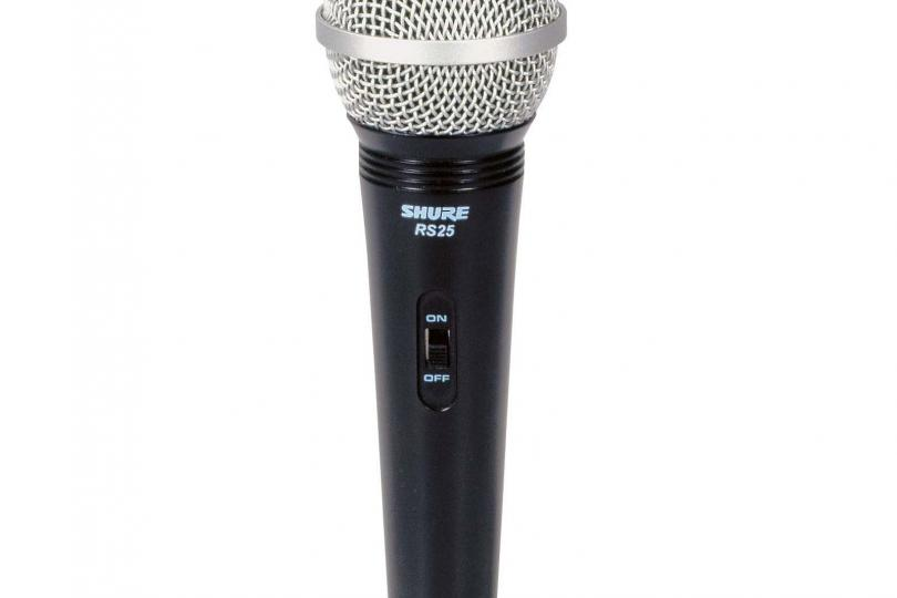 MICRO SHURE RS25 (filaire)