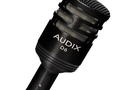 MICRO AUDIX D6 (filaire)