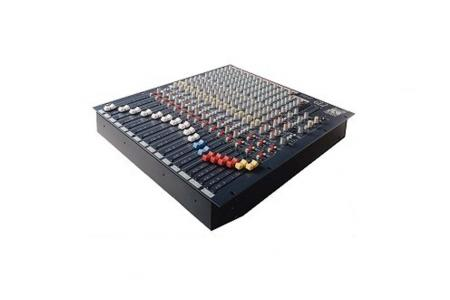 CONSOLE GL2 ALLEN & HEATH en flight + choco