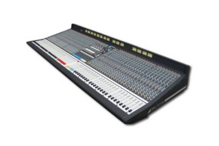 CONSOLE ML4000 ALLEN AND HEATH en flight + choco