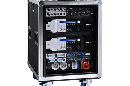RACK D'AMPLIFICATION NUAR NEXO