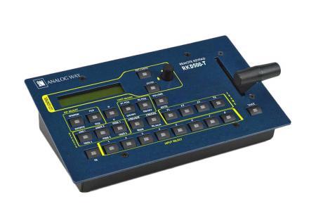 CONSOLE POUR DIVENTIX RK8022 AVEC T-BAR ANALOGWAY