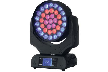LYRE ROBIN 600 LED WASH ROBE en flight