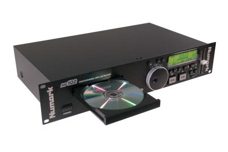 PLATINE CD/MP3 SIMPLE MP102 NUMARK + choco