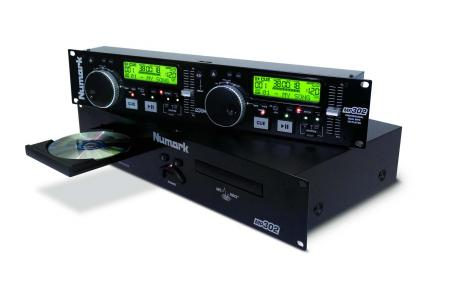 PLATINE CD/MP3 DOUBLE MP302 NUMARK + choco