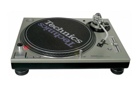 PLATINE VYNILE SL1200 MKII TECHNICS + centreur