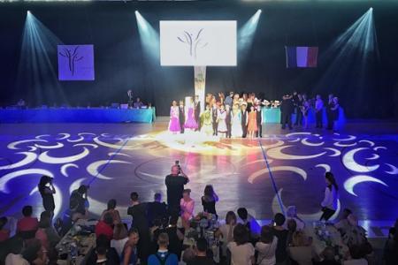 Danse - Finale des Championnats de France de danse standard