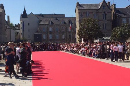 Défilé de Mode - Théâtre des Jacobins à Dinan