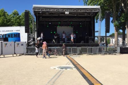 Festival - Bâtir sur le Rock