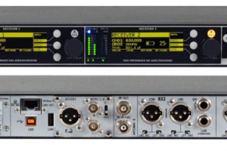 NOUVEAUTE : MRK960  Wisycom Recepteur double UHF