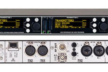 NOUVEAUTE : MTK952  Wisycom Emetteur double UHF
