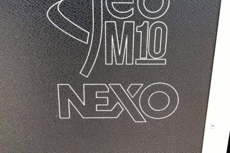 Nouvelles GEO M10 Nexo
